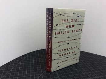 Image for THE GIRL WHO SMILED BEADS : A Story of War and What Comes After (signed )
