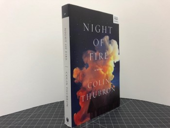Image for Night of Fire: A Novel