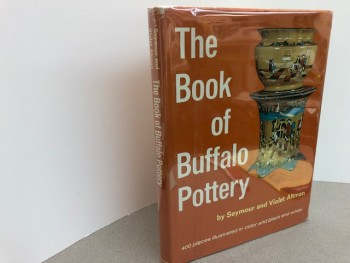 Image for THE BOOK OF BUFFALO POTTERY (signed )